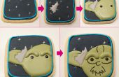 Les Cookies de Star Wars de Yoda
