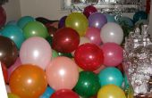 Ballons et Aluminium Foil Prank