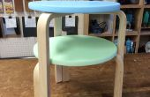 Table basse - hack de tabouret frosta IKEA