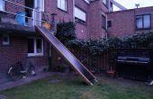 Slide balcon