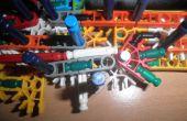 K ' NEX « Vrai » pistolet bolt-action !