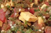 Salsa mexicaine authentique, avec une touche !