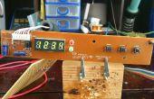 Réutiliser des composants électroniques - affichage 7 segments basé sur PT6964
