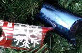 Boîte de cadeau de rouleau de papier toilette