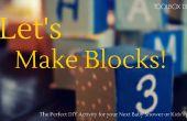 Créer des blocs de créer des souvenirs