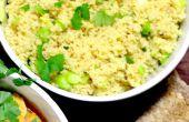 Aucun bruit Couscous | Simple | Cuisiner avec Benji