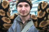 Comment faire un bonnet, Poncho et mitaines d'un vieux chandail