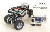 Télécommande Arduino DIY et véhicule RC Lego!!