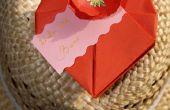 Red heart - red poppy