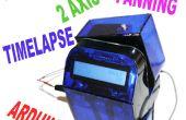Time Lapse caméra Robot