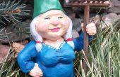 Gnome de jardin