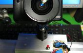 Arduino + Stepper Motor Camera Slider
