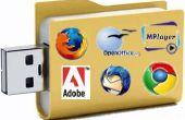 Comment installer un OS Linux dans votre lecteur Flash USB et transformez-le en une Suite d'application Portable