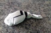 Chaussettes et jouet pour chien bouteille