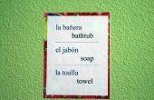 Comment aider vos enfants à se souvenir des mots en langues étrangères