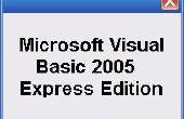 Créer votre premier programme en Visual Basic
