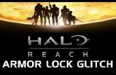 Rester dans la serrure d'armure pour toujours Halo Reach