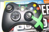 Xbox 360 contrôleur mod
