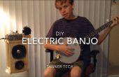 BRICOLAGE électrique Banjo