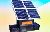 Générateur solaire pop-up : SunZilla 3.0