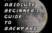 Comment débuter en astronomie Amateur