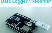 Raspberry Pi - enregistrement de données