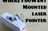 WhereYouWant monté pointeur Laser