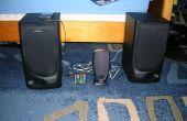 Système audio portable