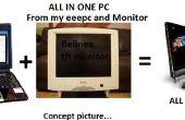 BRICOLAGE TOUT DANS UN PC ; Concept à la réalité « complete »