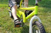 Construire le vélo couché de coureur faible empattement long un enfant