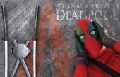 Comment faire Costume Deadpool - de Deadpool épées et gaine dos