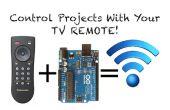 L'utilisation de télécommandes IR avec Arduino (actuels et mis à jour)
