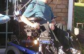 Toit convertible pour fauteuil roulant Hot-Rod