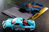 Comment faire pour supprimer une voiture Hotwheels Withour détruisant la carte
