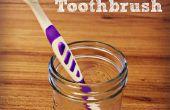 Brosse à dents désinfecter A