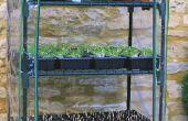 Mini système d'Irrigation de serre