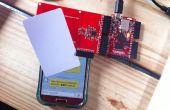 Télécarte : RFID SMS