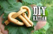 DIY rattan