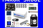 HackerBoxes 0005: LED pixel, matrice 2D, 4 x 4 x 4 Cube et Bluetooth