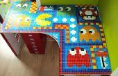 Pacman carrelage mosaïque Bureau