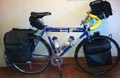 Sacoches de vélo sacoches de vélo bricolage - maison