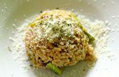 Four-cuit-asperges Risotto