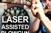 Comment faire un Laser assistée sarbacane