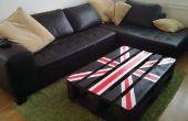 Table palette « Union Jack »