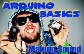 Arduino Basics : Prise de son
