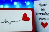 Comment faire la meilleure Saint Valentin cartes pour votre BF ou BFF