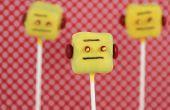 Instructable Robot gâteau Pop