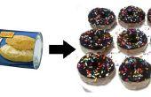 Beignets de Biscuit briochés faciles !