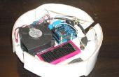 Un autre carton--aspirateur robot contrôlé par Arduino