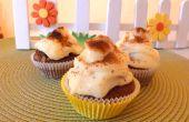 Cupcakes de Pudding & confiture de Vera
